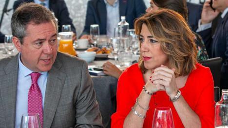 Juan Espadas ganaría a Susana Díaz las primarias del PSOE en Andalucía, según una encuesta