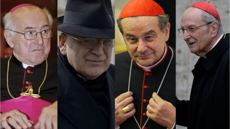 Ocho diócesis católicas americanas citadas por la fiscalía en relación a los abusos sexuales