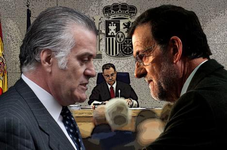 Rajoy con la mierda en sus talones por la 'operación Kitchen'