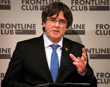 Puigdemont y la creación de un nuevo partido
