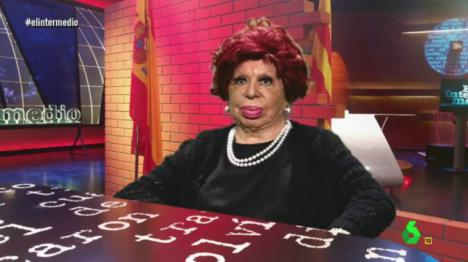 Muere la cupletista transexual Carmen de Mairena