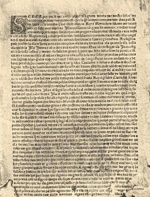 """""""Uno de los primeros best seller"""", por Pedro Cuesta Escudero, autor de """"Colón y sus enigmas"""" y de """"Mallorca, patria de Colón"""""""