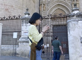 Clanes de carteristas rumanos operan en Sevilla con total impunidad