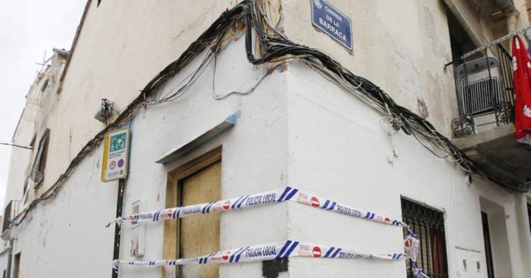 Prisión para el hombre de 50 años detenido en València como presunto autor del incendio en la madrugada del pasado miércoles en una vivienda en el que cinco personas resultaron heridas