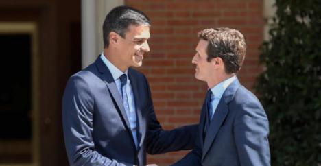 Editorial : Casado hunde al PP con su rosario de tropiezos