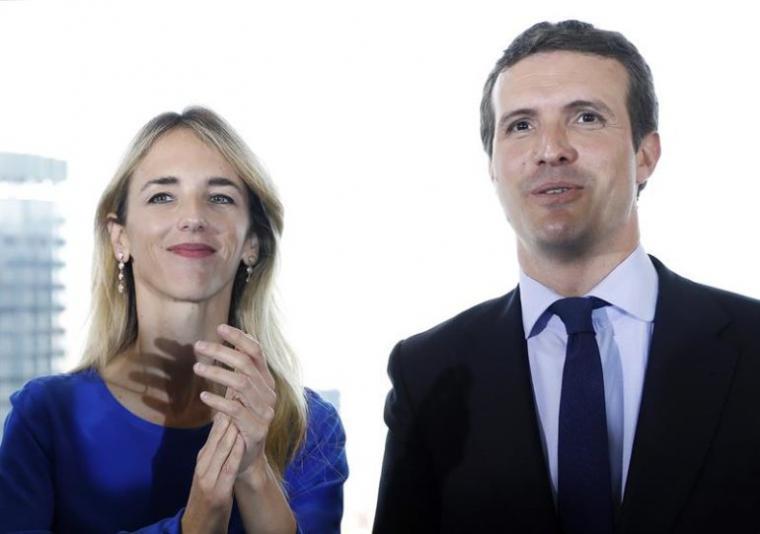 Pablo Casado ensucia la campaña en un intento desesperado de arañar votos a Vox y reducir la ventaja con el PSOE de Pedro Sánchez
