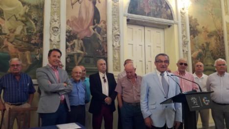 El Alcalde de Lorca destaca el impulso para la recuperación de los monumentos lorquinos realizado hoy por Fernando López: 1,5 millones para recuperar el Casino y las fachadas del Santuario Patronal