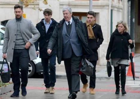 38 años de cárcel por agresión sexual a una menor para los tres exjugadores del Arandina