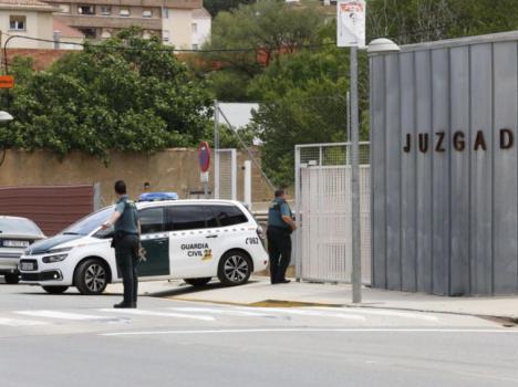 A prisión el hombre que arrojó ácido a un menor en Caspe