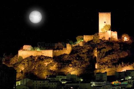 Cazorla y su castillo