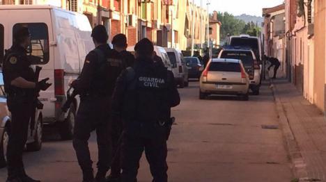 Prisión provisional para 10 detenidos en una operación de tráfico de drogas en Albacete