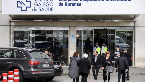Un guardia civil se dispara en la cabeza en el centro de trabajo de su mujer