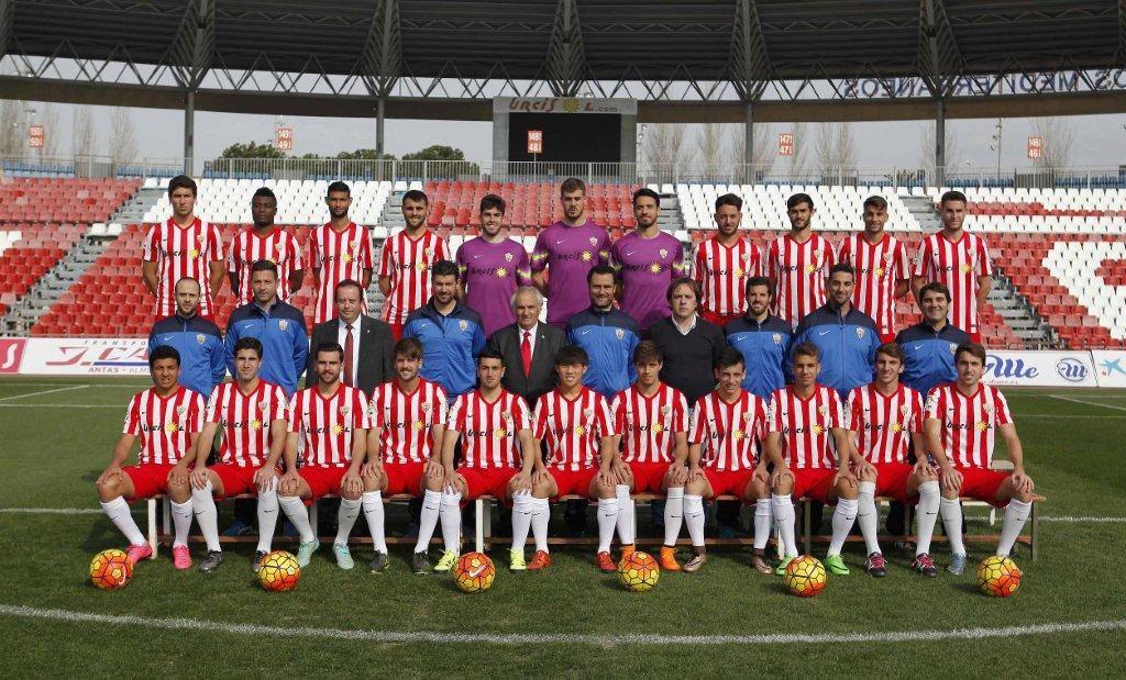 El Almería se enfrenta al Nastic de Tarragona.
