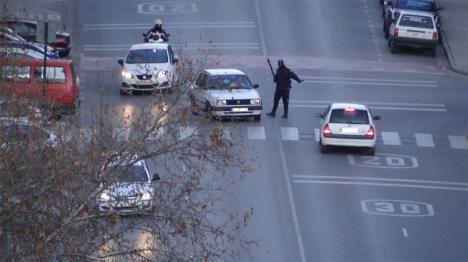Noche de perscución y tiros por las calles de Granada con el resultado de dos personas detenidas