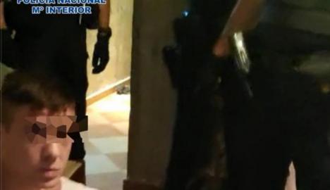 Un preso fugado acusado de dos intentos de homicidio en Jerez, ha sido detenido en Chipiona