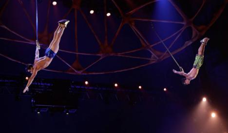 Muere un acróbata del Circo del Sol en una actuación en Florida