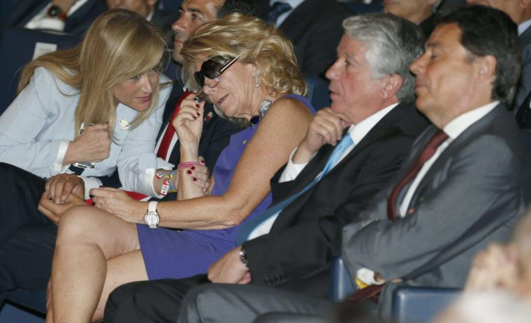 La Fiscalía quiere sentar en el banquillo de los acusados a Aguirre y a Cifuentes por la financiación ilegal del PP en Madrid