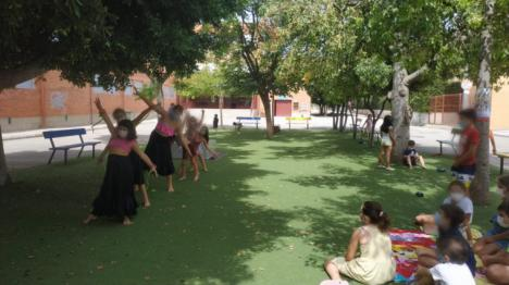 Finalizan las 'Escuelas de Verano para Conciliar y Coeducar' donde cerca de un centenar de niños y niñas han disfrutado durante el mes de julio de multitud de juegos y talleres