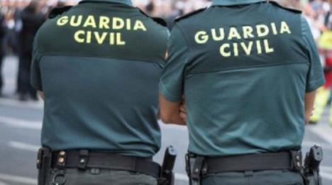 Un guardia civil se enfrenta a 48 años de cárcel por abusar de la nieta de un compañero