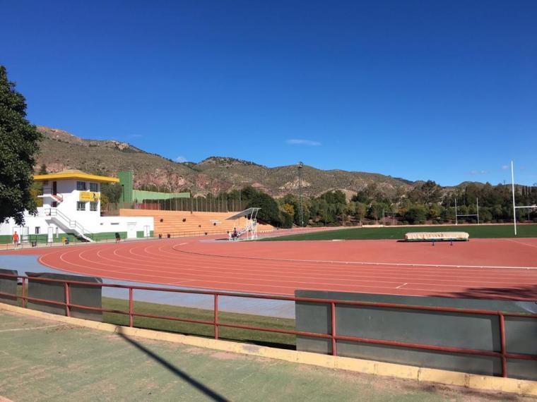La Concejalía de Deportes de Lorca ultima los preparativos para la apertura del Complejo Deportivo La Torrecilla Ginés Antonio Vidal Ruiz con el inicio de la Fase I de desescalada