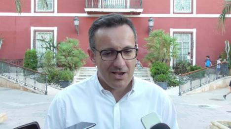 """Diego Conesa: """"Exigimos a PP, Ciudadanos y Vox que no confundan la violencia machista con intrafamiliar"""""""