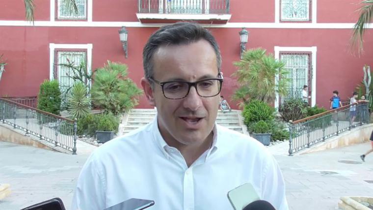 """Diego Conesa: """"Tenemos que poner punto y final a 24 años de abuso y uso de las instituciones en beneficio propio por parte del PP"""""""