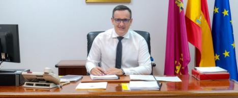 """Diego Conesa: """"El único voto que puede conseguir la regeneración y el cambio en la Región de Murcia es el voto al PSOE"""""""