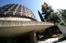 El Tribunal Constitucional suspende el Pleno del Parlamento catalán del próximo lunes