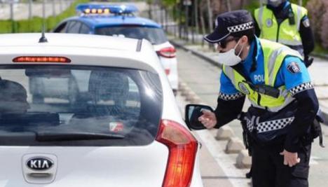 La Policía Local de Lorca ha interpuesto un total de 1.678 denuncias desde el pasado 1 de Agosto por el incumplimiento de las medidas sanitarias para evitar la cadena de contagios