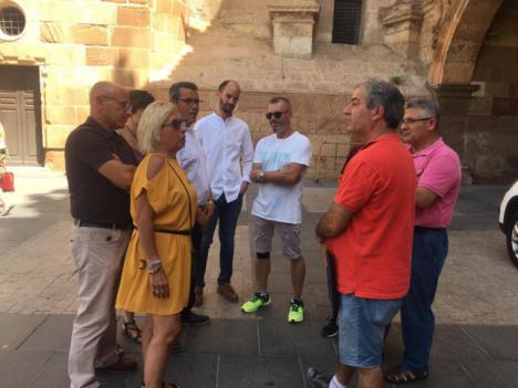 La Federación de Asociaciones de Vecinos organiza una manifestación por la calles de Lorca por