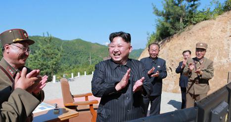 Pyongyang, critica a China, hasta ahora su mayor valedor.