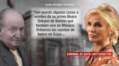 Hacienda nunca investigó a don Juan Carlos se limitó a informar que este no tenía declarada ninguna cuenta en Suiza.