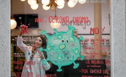 Mapa del coronavirus en España: son ya cerca de 7.000 casos, la mitad en la Comunidad de Madrid
