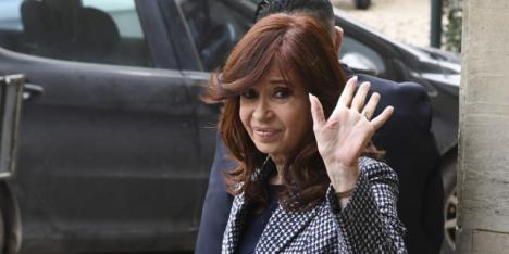 Cristina Fernández procesada. Solicitan para ella prisión preventiva