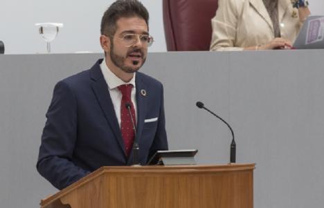 """Antonio Espín: """"El Gobierno de López Miras ha tenido tiempo suficiente para planificar el inicio de curso, pero sigue improvisando y demostrando su incapacidad"""""""