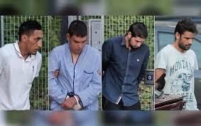 Prisión para dos de los terroristas.