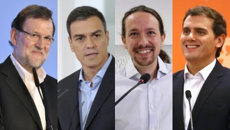 A tres días del pleno, Pedro Sánchez cuenta con 155 votos de los 176 que necesita para que la moción de censura triunfe