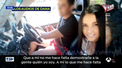 El novio de Dana, al que busca la policía, principal sospechoso de su desaparición