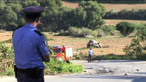 La periodista Daphne Caruana muere al explotar su coche tras investigar los Papeles de Panamá