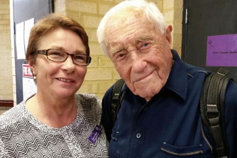 El científico más viejo de Australia viaja a Suiza para someterse a una eutanasia