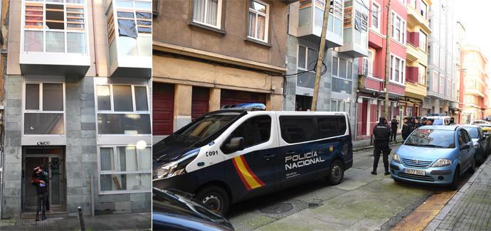 Tres personas detenidas en Murcia por maltratar a un bebé