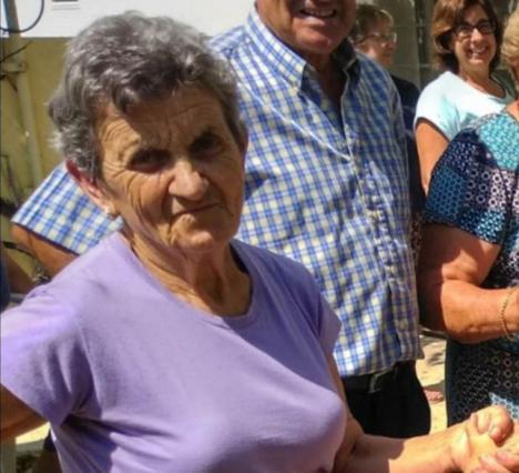 Una mujer de 74 años desaparecida en Alaior