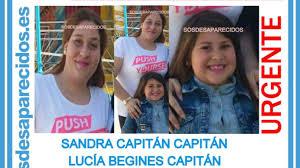 Desaparecen en Sevilla una mujer y su hija de seis años en extrañas circunstancias.