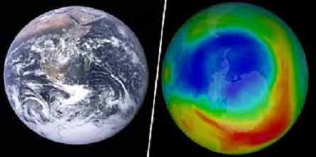 El agujero de ozono en el Ártico se ha cerrado