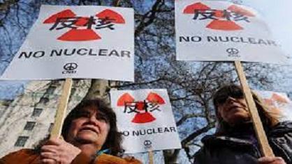 'Desarme nuclear', por Pedro Cuesta Escudero
