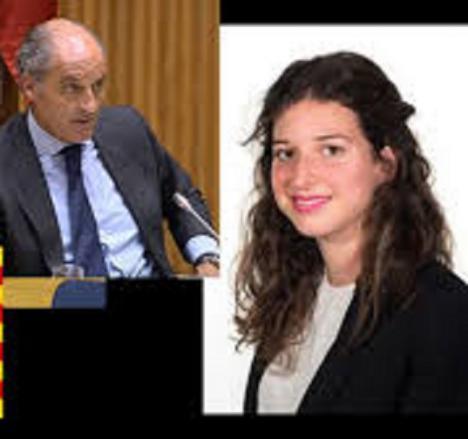 Pablo Casado coloca a la hija de Francisco Camps como asesora del PP en el Parlamento Europeo