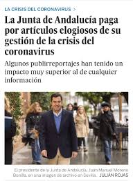 OKdiario, El Mundo, ABC, Cope y Libertad Digital hacen caja a cambio de hablar bien de la Junta de Andalucía
