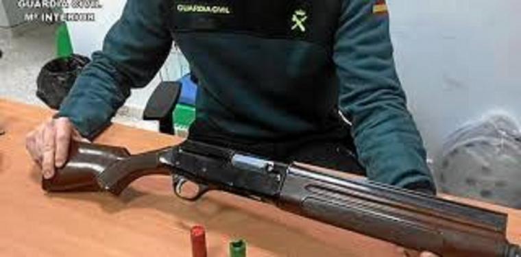 Un hombre mata de un tiro de escopeta a otro en su finca de Rociana del Condado (Huelva) cuando le estaba robando