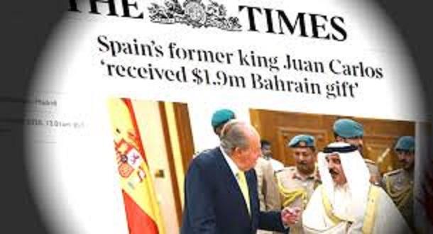 La televisión francesa dice del rey emérito :'Juan Carlos es un gángster'