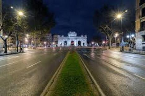 Posible toque de queda en Madrid a partir de la medianoche